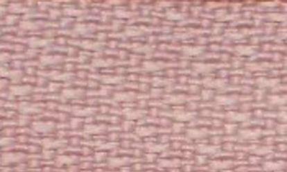 Spirál zip 10 halvány mályva