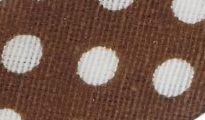 Pamut ferde nagy pöttyös - barna A20